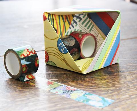 千代紙BOX