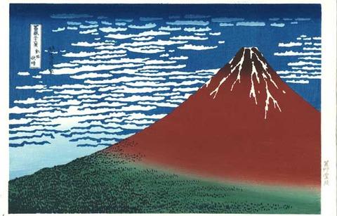 赤富士コピー