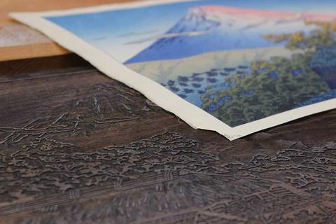 笠松7枚14版 のコピー