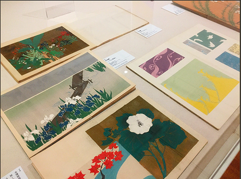 ミュシャと日本展示品