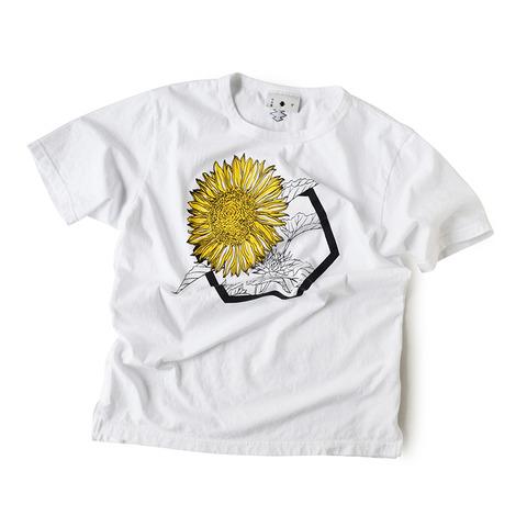 Tシャツ型第84「向日葵」