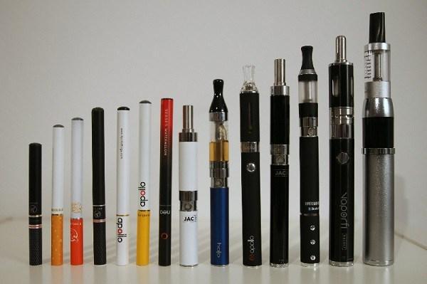 電子タバコ煙量