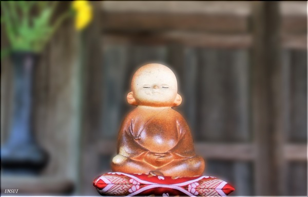 瞑想小坊主