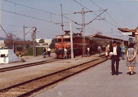 20070724 写真海外05 1978xxxxユーゴスラビアの電機(20060611)