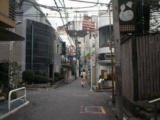円山ホテル街