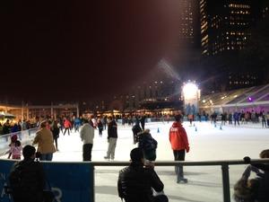 ブライアント・パーク・アイススケート