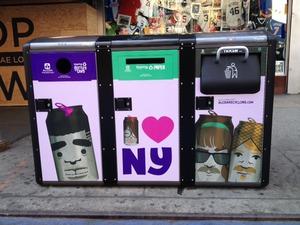 リサイクル・ゴミ箱