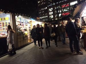 ホリデー・マーケット:ユニオン・スクエア・パーク