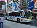 ニューヨーク市バス