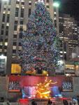 ロックフェラー・クリスマス・ツリー2007