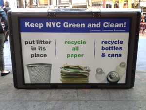 リサイクル・ゴミ箱1