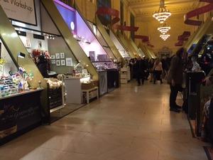 ホリデー・マーケット:グランド・セントラル駅