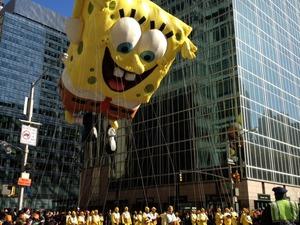 感謝祭パレード