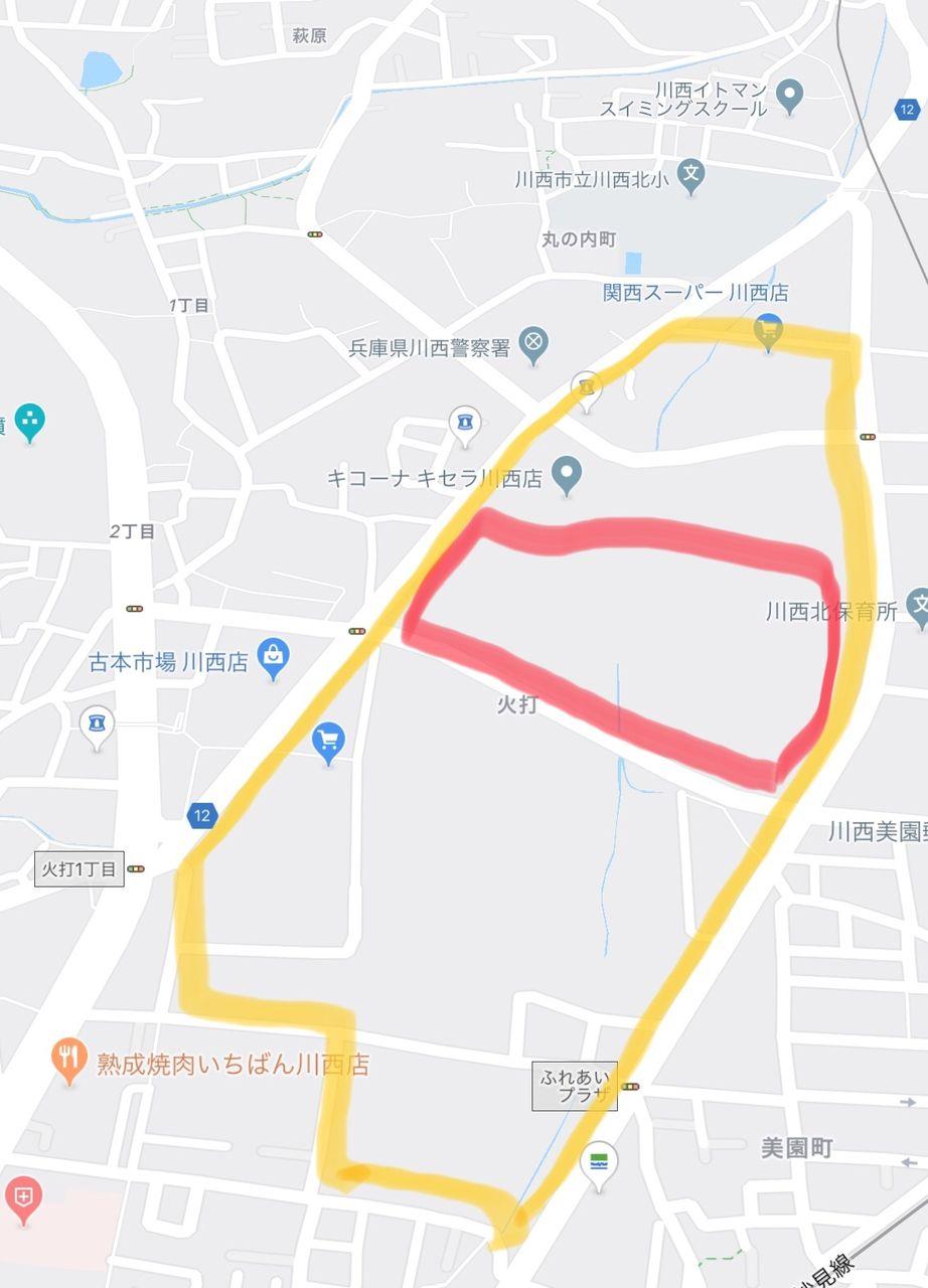 阪急 オアシス キセラ 川西