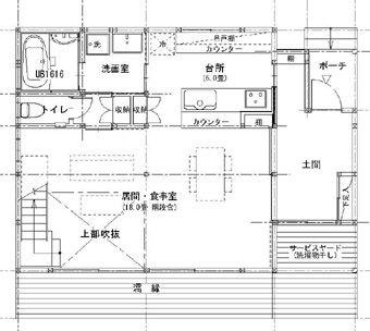 高橋邸平面0613_プランC-2