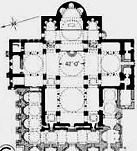 サン・マルコ寺院_PLAN