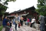 麗江という町
