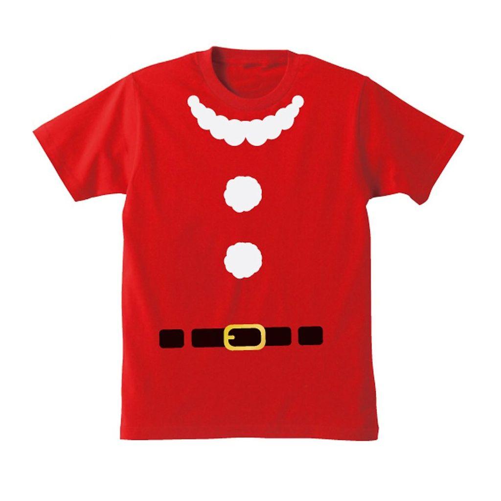 サンタTシャツ