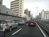 首都高速渋滞