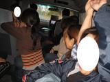 移動用バス車内2