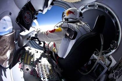 【動画】「怖いもの知らずのフェリックス」の挑戦!高度3万メートルからダイビング