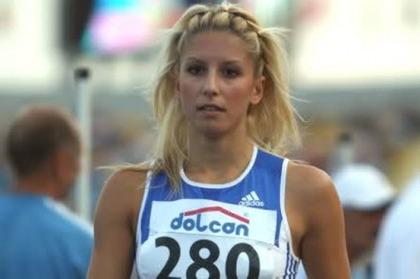 「惜しい人を・・・」ロンドン五輪バカッター第一号!のギリシャ美人パラスケビ・パパフリストゥ選手の画像を集めたった