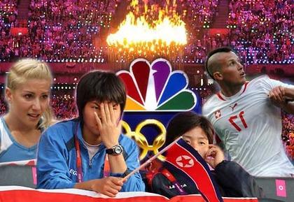 ロンドン五輪 バカッター2号 韓国選手団に「焼け死ね!ろくでなしの集まり!」とツイート ミシェル・モルガネラ