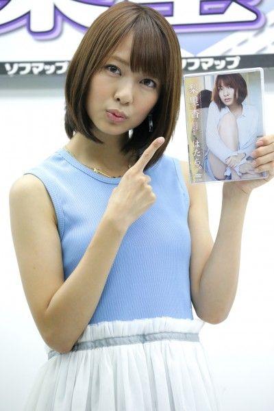 トッキュウ3号ことミオを演じる女優の梨里杏