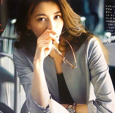 香里奈がイメチェン2015-6