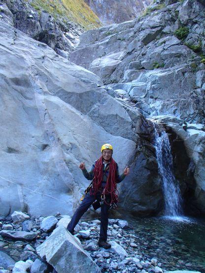 ヒョングリの滝