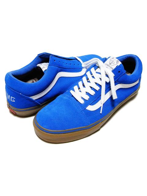 c7bff894cf Buy golf wang vans blue gum   OFF50% Discounts