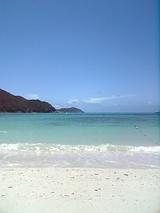 渡嘉敷の海