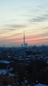 夜明けの風景1月17日版