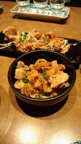 奈良の夕食