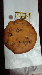 チョコチップクッキーその2