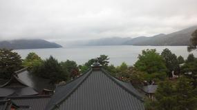 中禅寺と中禅寺湖