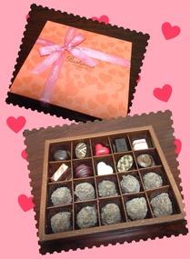 ダスカリデスのチョコレート
