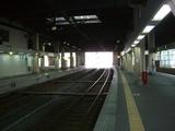 早朝の金沢駅