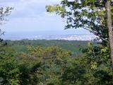 現地から晴れのいい眺め