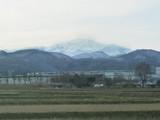 2月22日の白山