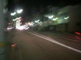 金沢夜の繁華街