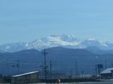 今日の白山