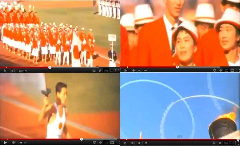 01東京オリンピック