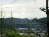 雨の予想白山