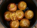 ダッチオーブンで焼きりんご