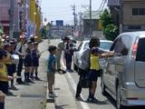 交通安全街頭活動