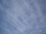 ん?高層雲