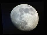 きれいな月の写真