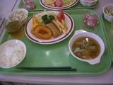 一日目夕食