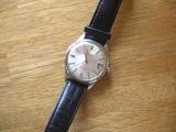 形見の腕時計ロンジン